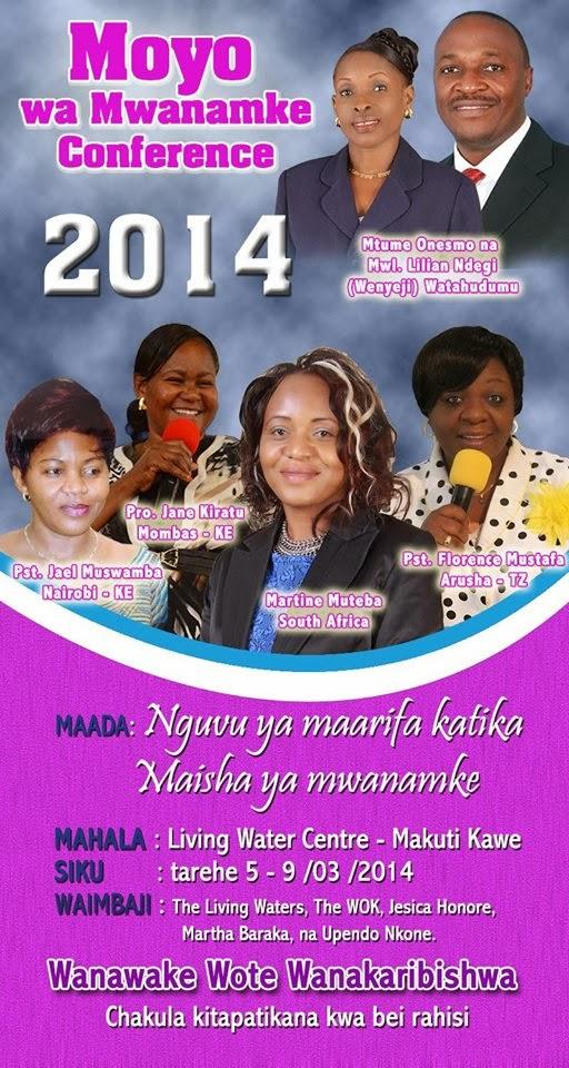 Moyo wa Mwanamke Conference
