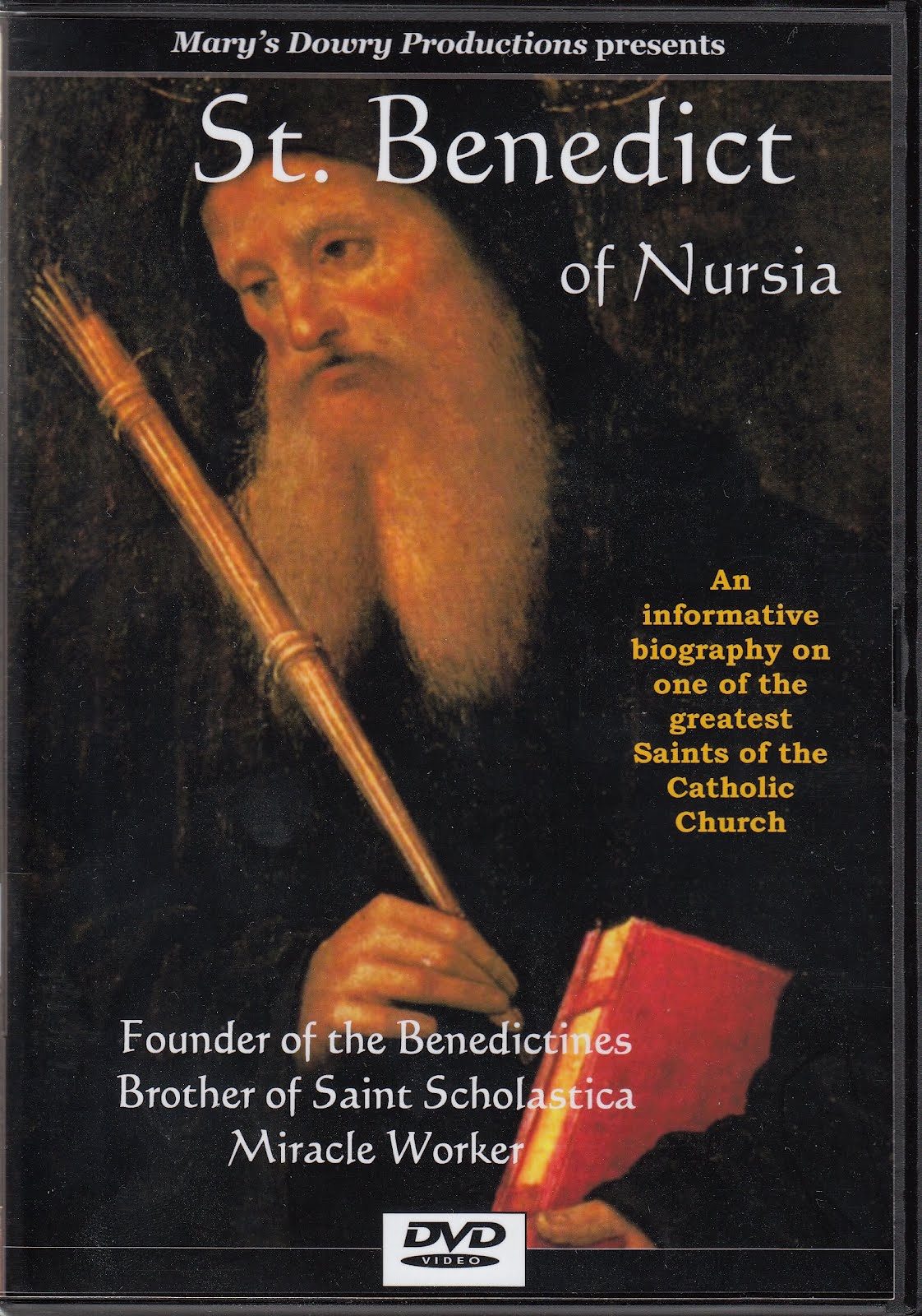 a biography of st benedict of nursia Benedict of nursia ( latin : benedictus de nursia  italian : benedetto da norcia  c 2 march 480 – 543 or 547 ad) is a christian saint, who is venerated in the eastern orthodox churches , the catholic church , the oriental orthodox churches , the anglican communion and old catholic churches .