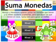 SUMA MOEDAS