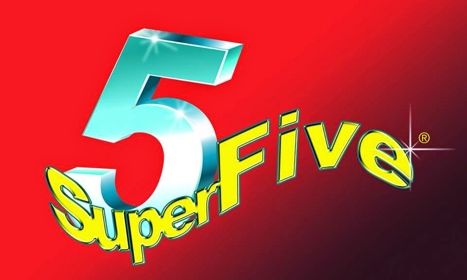 SUPERFIVE VETROLINDO