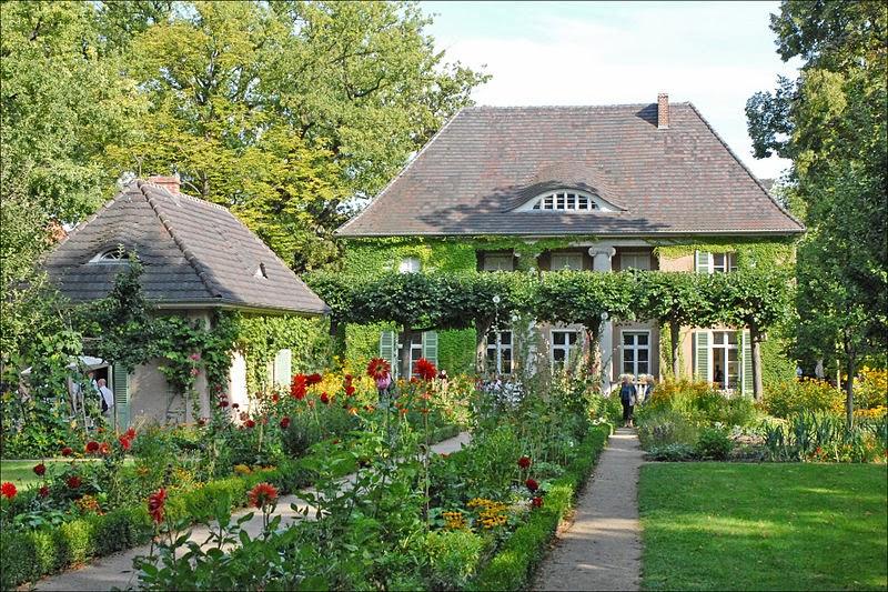 villa y jardines de max liebermann. Black Bedroom Furniture Sets. Home Design Ideas