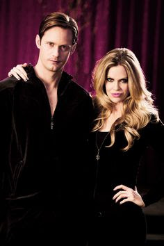 Eric e Pam True Blood