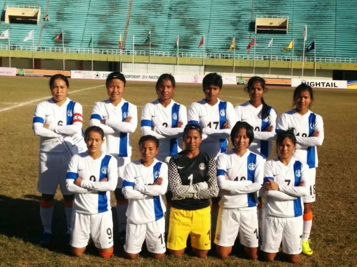 Indian Womens Team SAFF Championship
