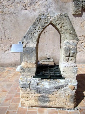 Pozo Cisterna Castillo Capdepera, Mallorca