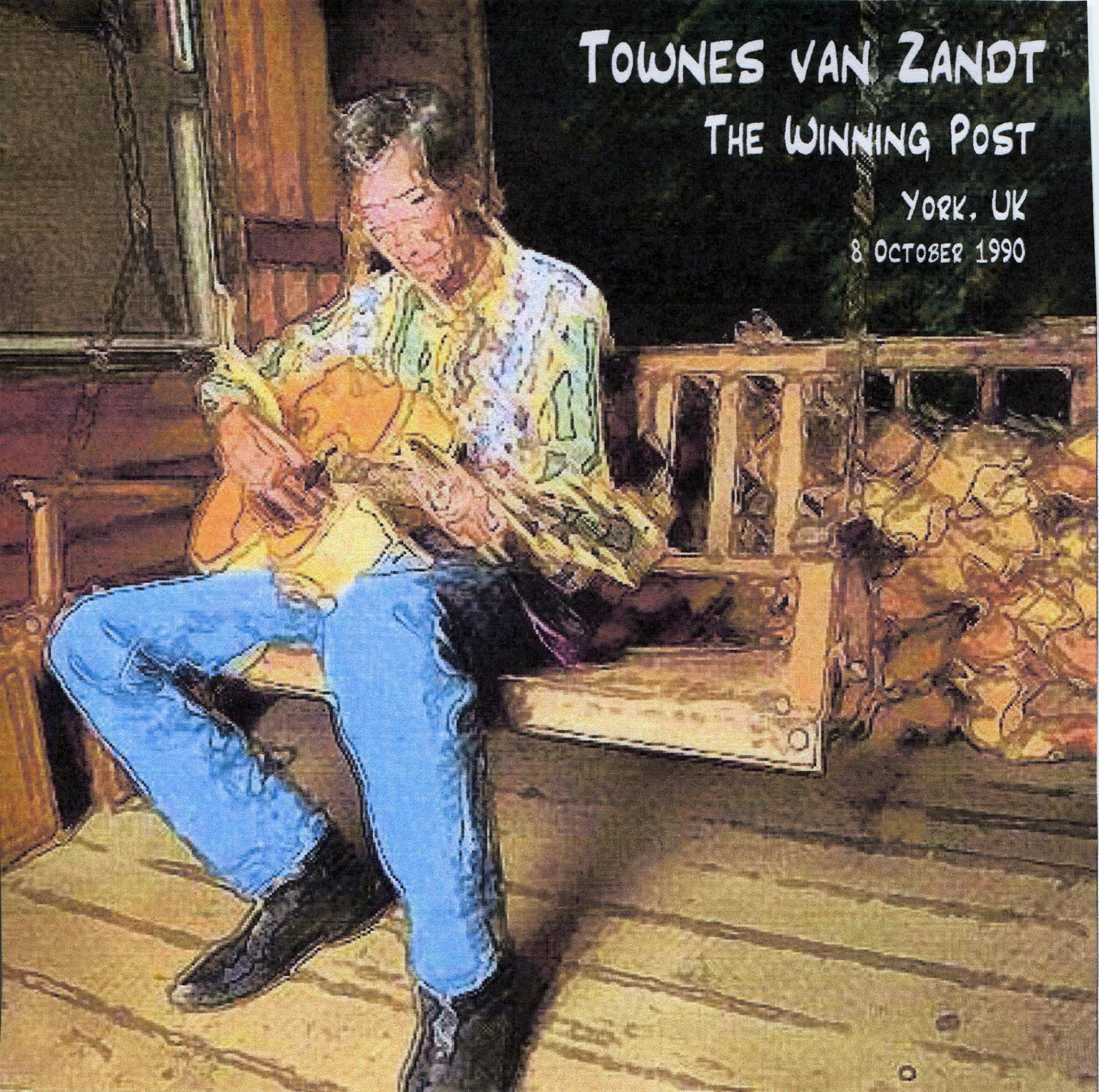 Townes Van Zandt No Place To Fall