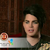 2010-06-22 Televised: Entertainment Tonight BTS with Adam Lambert at GNT-NYC