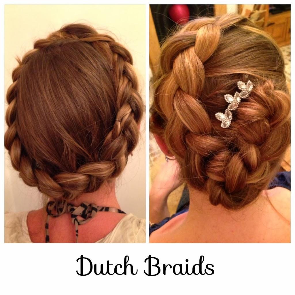 How To Dutch Braid Crown