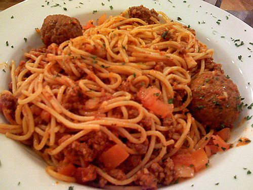Cara Membuat Spaghetti Ala Ridwan