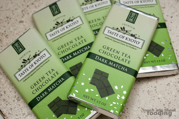 Much Ado About Fooding: Test Kitchen - Green Tea Opera Cake