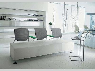 Muebles de oficina accesorios de oficina sofa moderna for Sofa oficina