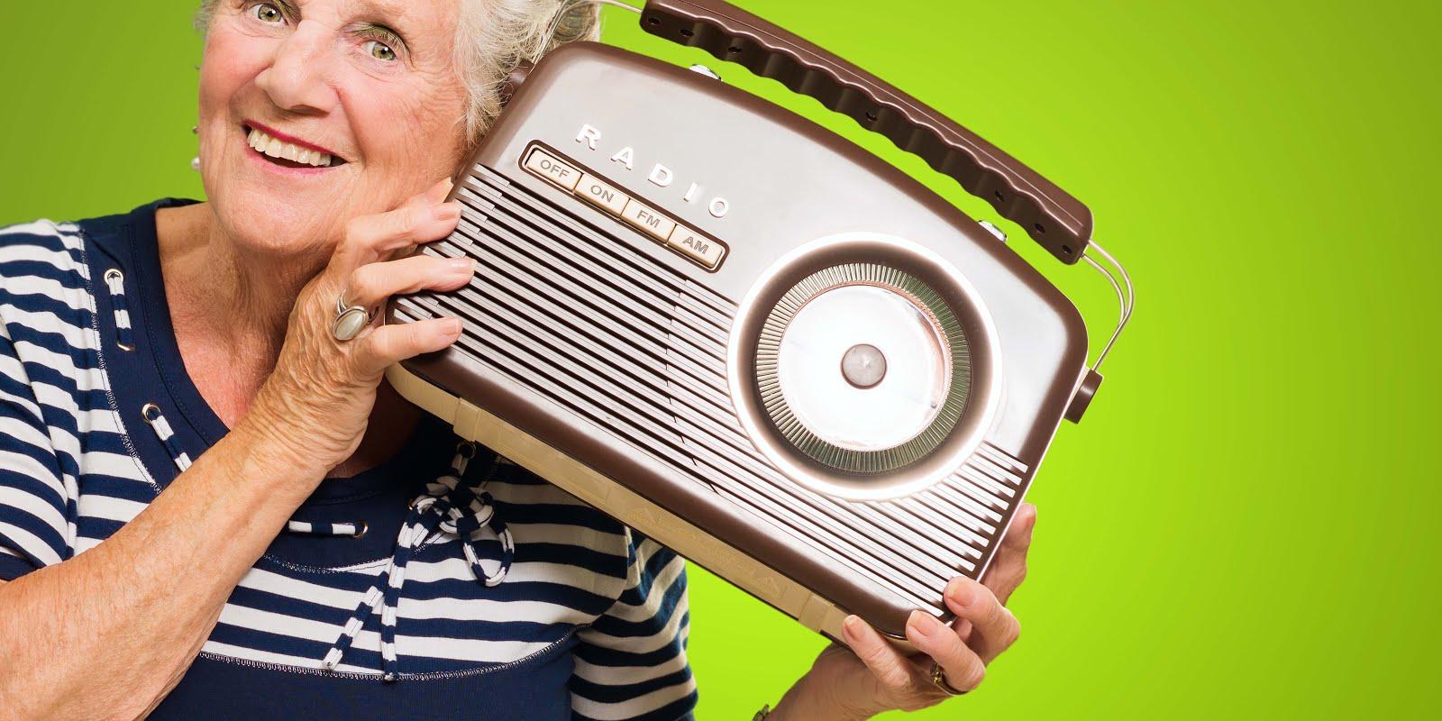 AVANCE: LA RADIO ESPAÑOLA, PARA JUBILADOS