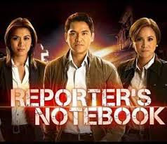 Reporter's Notebook is an investigative news magazine television show in the Philippines hosted by senior reporter Jiggy Manicad and broadcast journalist Rhea Santos. It is broadcast every Tuesday evening on […]