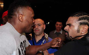 David Haye vs Derek Chisora Live fight