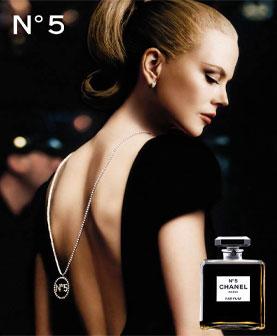 l ments de publicit publicit du parfum chanel n 5. Black Bedroom Furniture Sets. Home Design Ideas