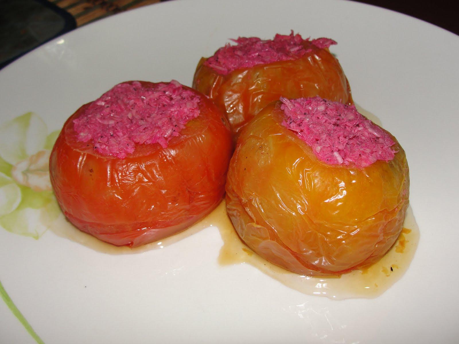 bagoong tomatoes