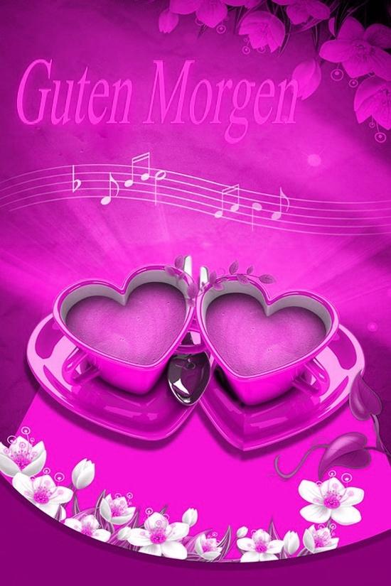 Morgen verliebte guten für Romantische Guten