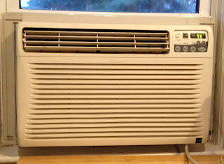 standard room air conditioner