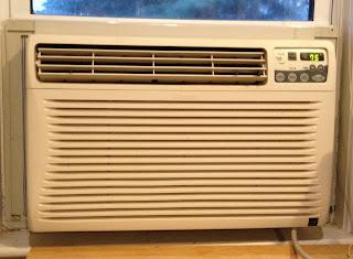 standard room air conditioner