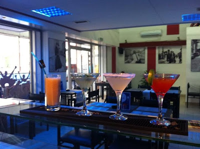 Café de France - Douala - Cocktails