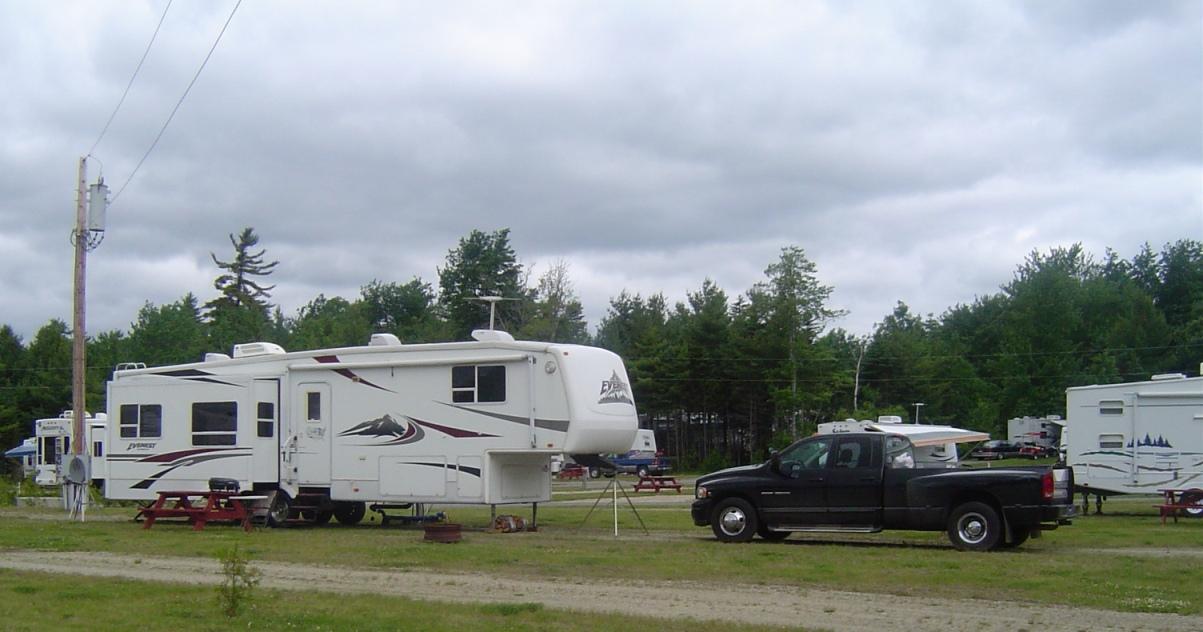 Civilian Campgrounds Amp Rv Parks Trenton Me Timberland