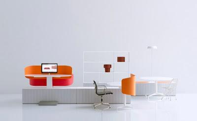 Meja Kerja Kantor Modern 10