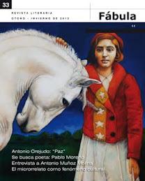 """En """"Fábula"""" (nº 33) Otoño-Invierno 2012"""