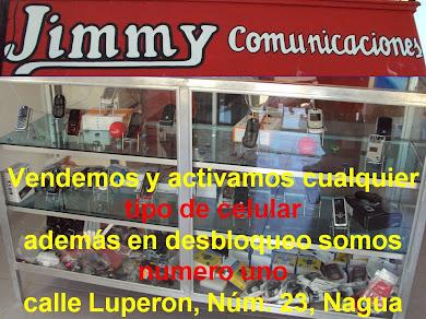 JIMMY COMUNICACIONES