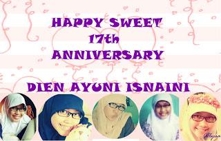 my Sweet Seventeen :')