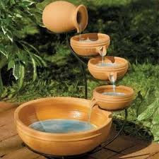 Simple Outdoor Fountains Decor