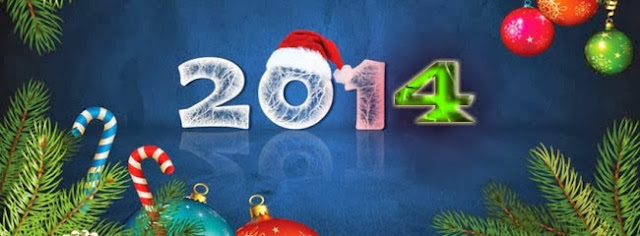 Cover Happy new year 2014 Facebook - Ảnh bìa FB