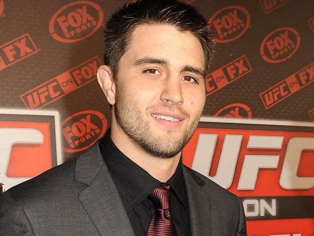 ufc mma welterweight fighter carlos the natural born killer condit picture image img pic