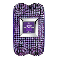 Swarovski Montre Elis Bangle Small - Amethyst