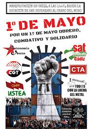 1º de Mayo, UNIDAD Y SOLIDARIDAD OBRERA
