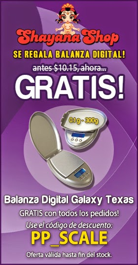 ► Balanza Digital Gratis ◄