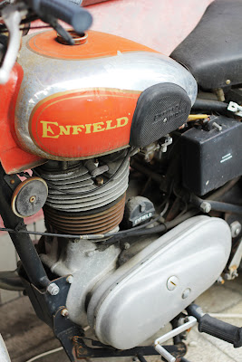 Vintage Enfield
