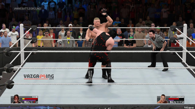 WWE 2k15 Gameplay 4