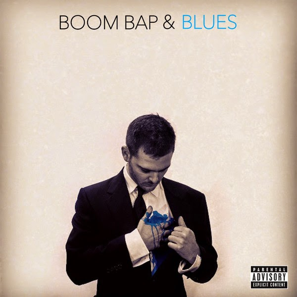 Jared Evan & Statik Selektah - Boom Bap & Blues Cover
