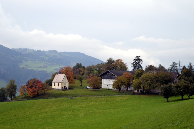 toerggelen e il sentiero del castagno