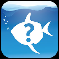 This is the What Fish UK Smartphone button.