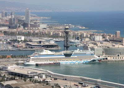 spanish cruises Barcelona