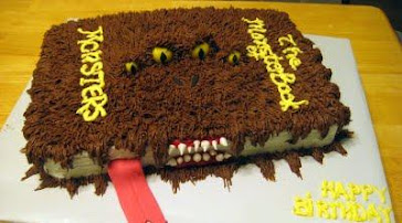 Tarta de Myrga por mis 17 años!!