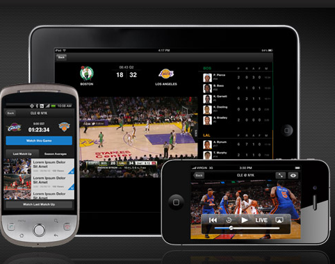 How to Watch Live match stream the NBA Playoffs on Android Mobile Phone