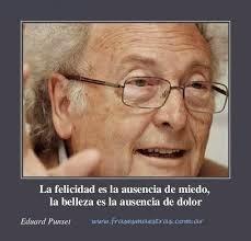Eduard Punset, un gran científico