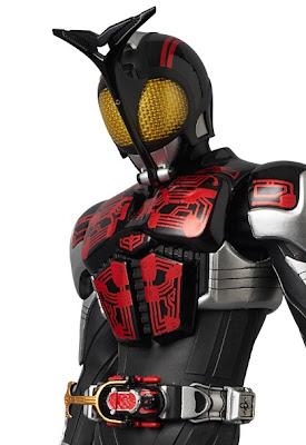Medicom RAH DX 12inch Kamen Rider Dark Kabuto Ver. 2.0
