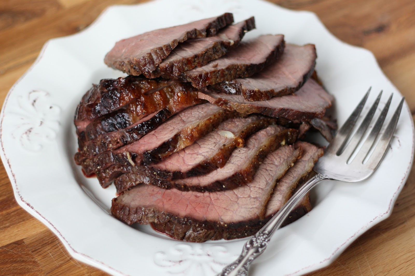 Barefeet In The Kitchen: Simple Roast Beef