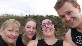 Newquay Road Runner friends