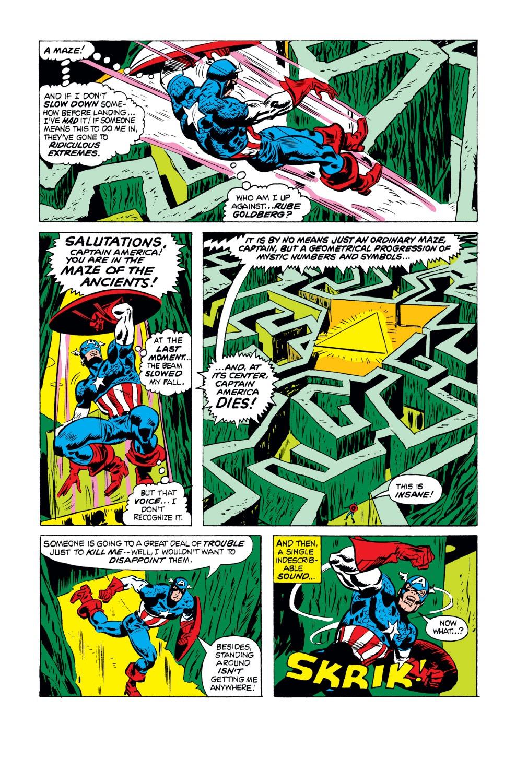 Captain America (1968) Issue #187 #101 - English 4