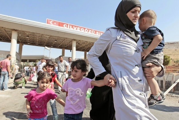 Suriyeli mülteci ile ilgili görsel sonucu