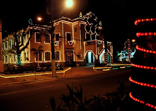 Natal 2013: começa amanhã, 18, Espetáculo de Luzes com presença de Papai Noel