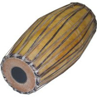 Percussion Instruments - Mridangam